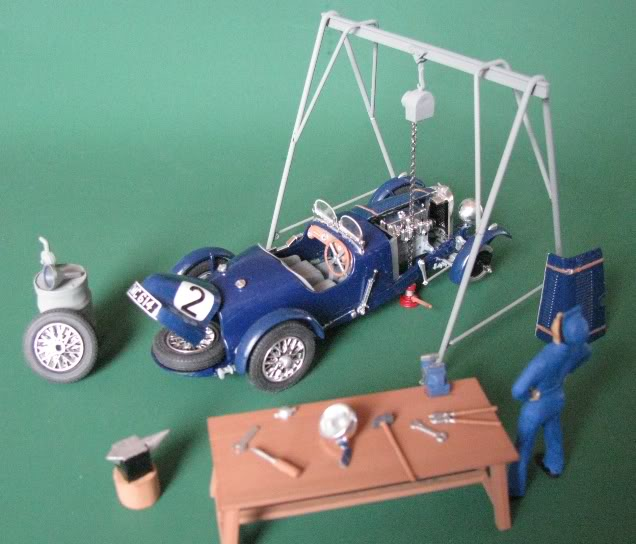 Bugatti (Bj:  ?) Maßstab 1:43 Bugatti03