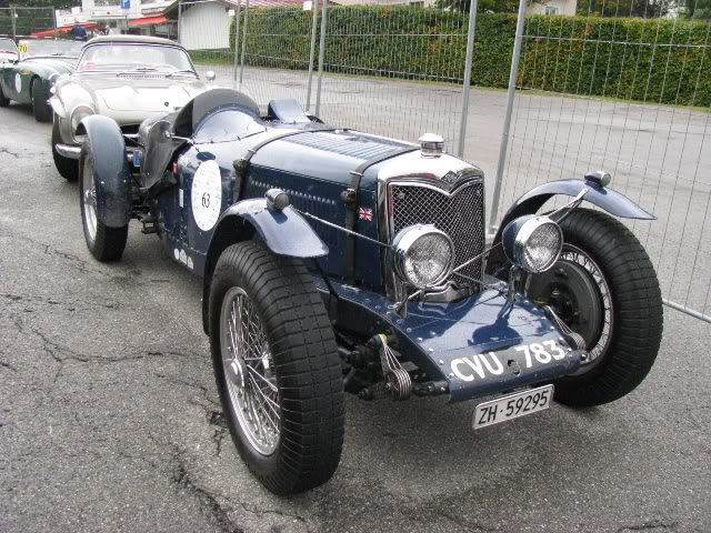Bugatti (Bj:  ?) Maßstab 1:43 Riley