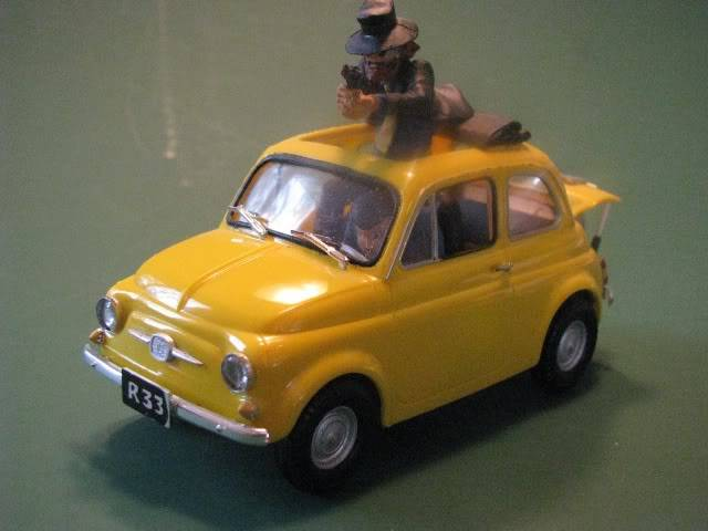 FIAT 500 Arsen Lupin 20