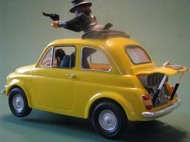 FIAT 500 Arsen Lupin 21