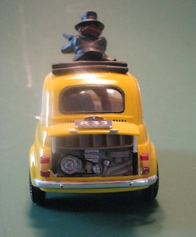 FIAT 500 Arsen Lupin 22