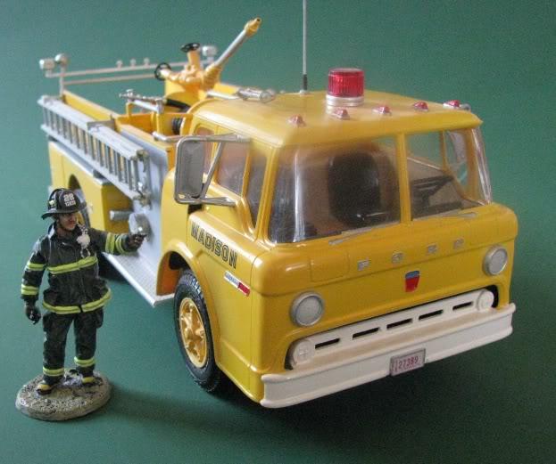Ford C als Pumper 12