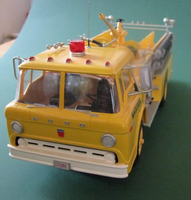 Ford C als Pumper 14