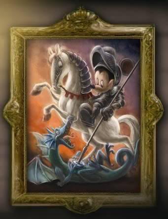 [Tokyo Disneyland] Cinderella's Fairy Tale Hall (2011) Kingdomtreasure