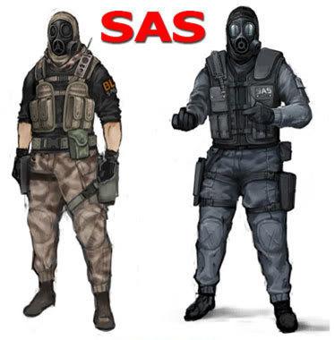 Kho súng trong cf đợt 2 SAS