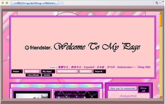REQUESTED LAYOUT (APRIL 5,2005) Cherrysay