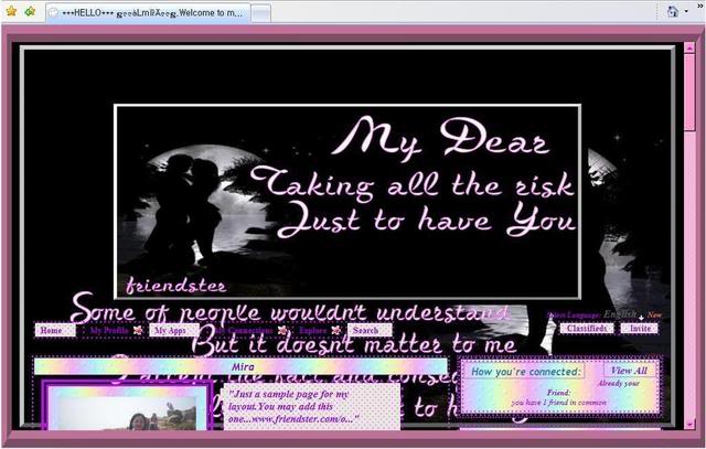 REQUESTED LAYOUTS (MARCH 30,2008) Crizy