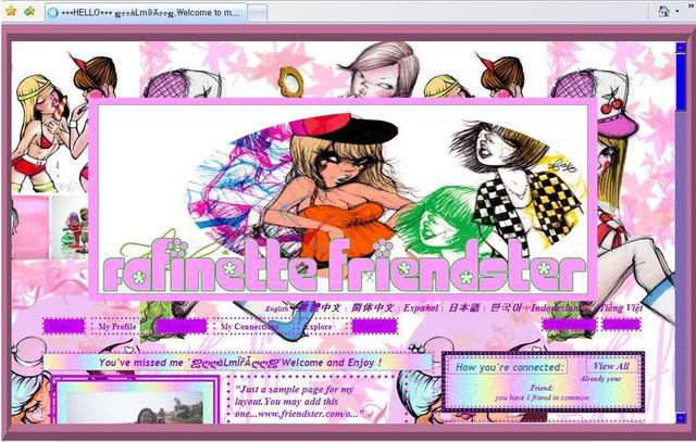REQUESTED LAYOUT (APRIL 5,2005) Fafinette