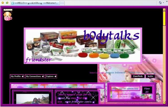 REQUESTED LAYOUTS (MAY 13,2008) Bodytalk