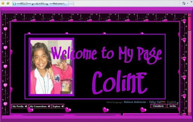 REQUESTED LAYOUTS (APRIL 22,2008) Coline