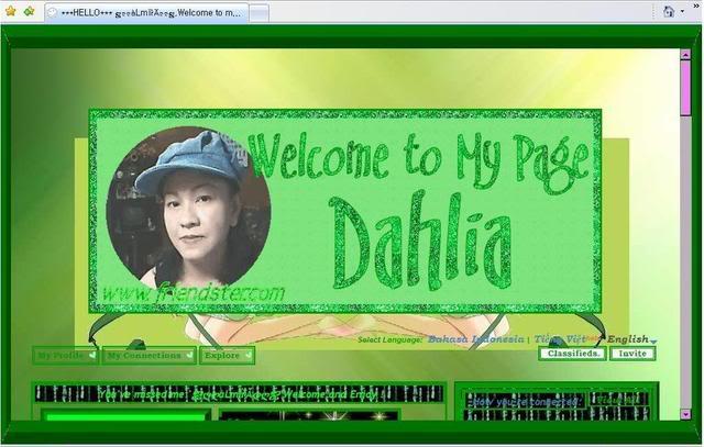 REQUESTED LAYOUTS (APRIL 22,2008) Dalia