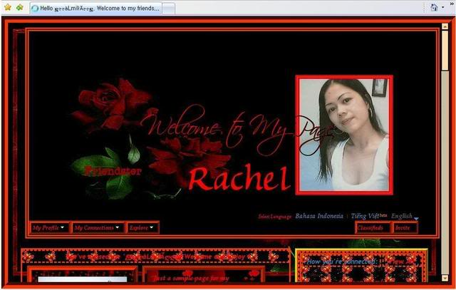 REQUESTED LAYOUTS (MAY 7,2008) Rachel