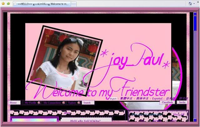 REQUESTED LAYOUTS Joypaul