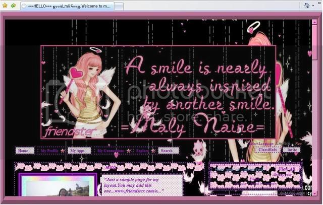 REQUESTED LAYOUTS (MARCH 30,2008) Malynaine