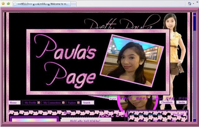 REQUESTED LAYOUTS Paula
