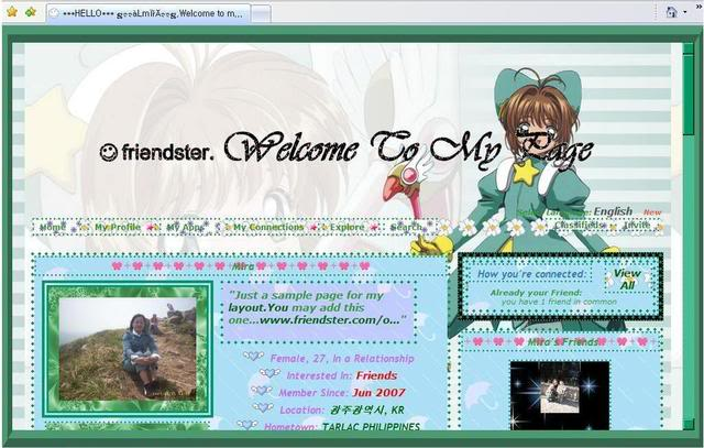 REQUESTED LAYOUTS (MARCH 30,2008) Sakuragreen