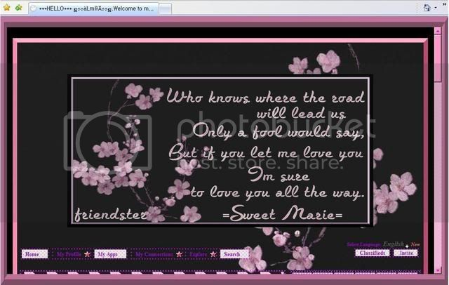 REQUESTED LAYOUTS (MARCH 30,2008) Sweetmarie