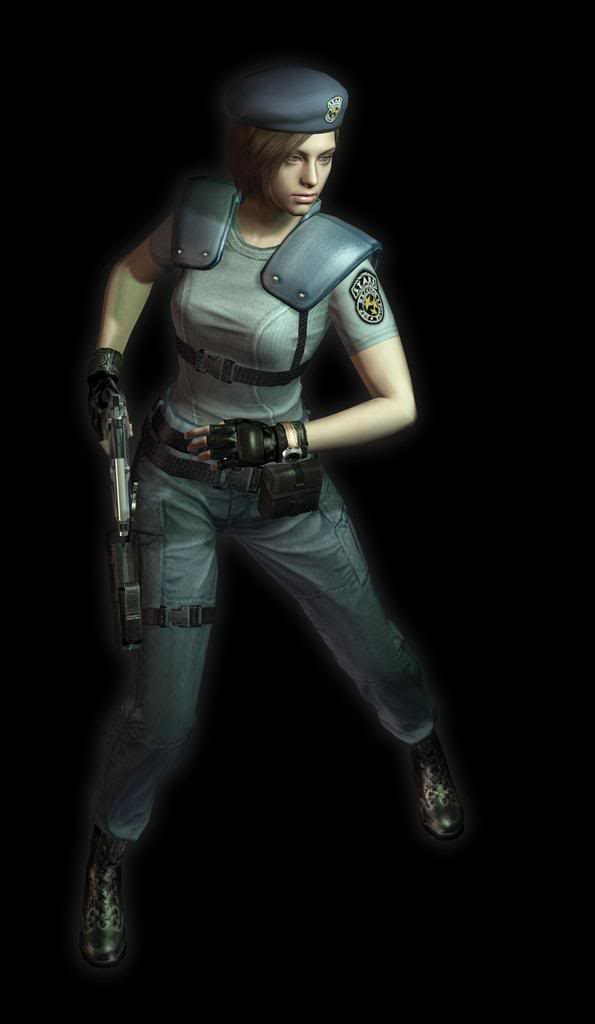 Video Game Crushes o.O - Page 5 RE1-JillValentine