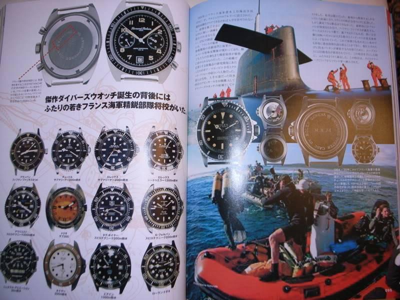 DIVER - Diver's Watch Encyclopedia Book Ce34d067