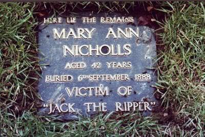 Mary Ann Nichols, known as Polly færdige design (RS Grey skin Ai. Normal_gravemn