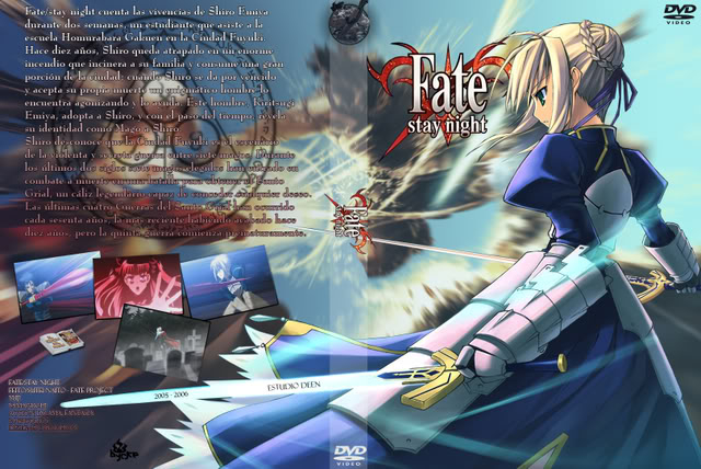 [DD][MU] Fate/Stay Night [24/24] Fateproyectux8