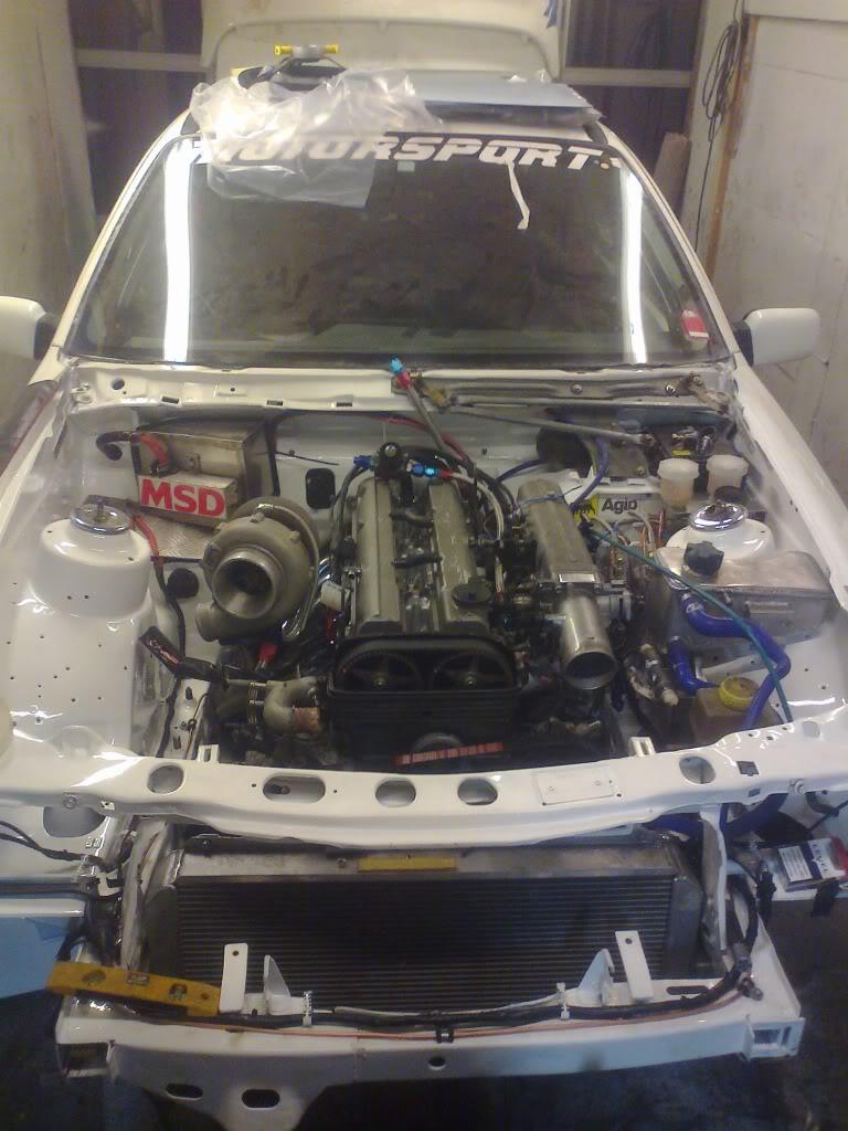 Asil Racing - 2jz Sierra cosworth  Bilde0243