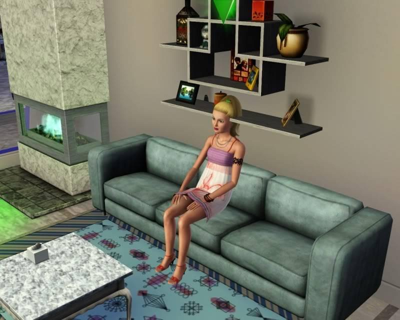 El albúm de fotos. Enséñanos las fotos de tus sims - Página 3 Sims-incurstradaenmueble