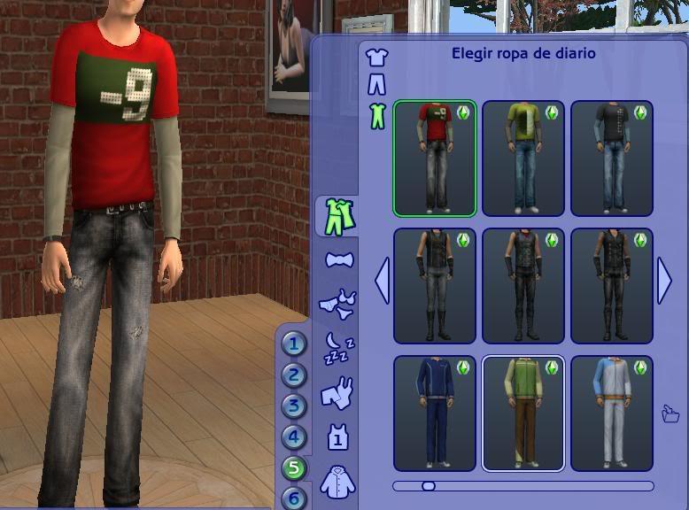 Packs de los Sims 2: Dudas y comentarios Ropahombre3