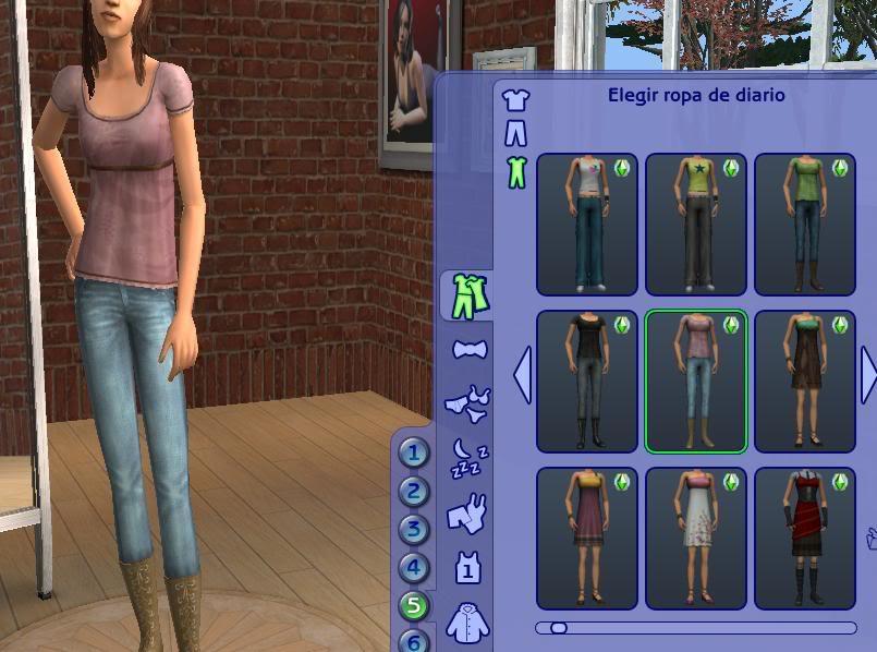 Packs de los Sims 2: Dudas y comentarios Ropamuer2