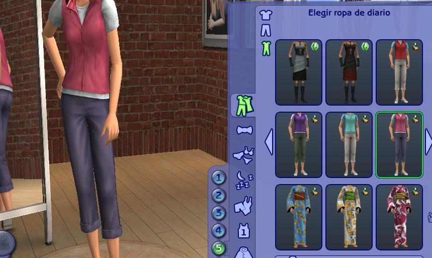 Packs de los Sims 2: Dudas y comentarios Ropamuer3