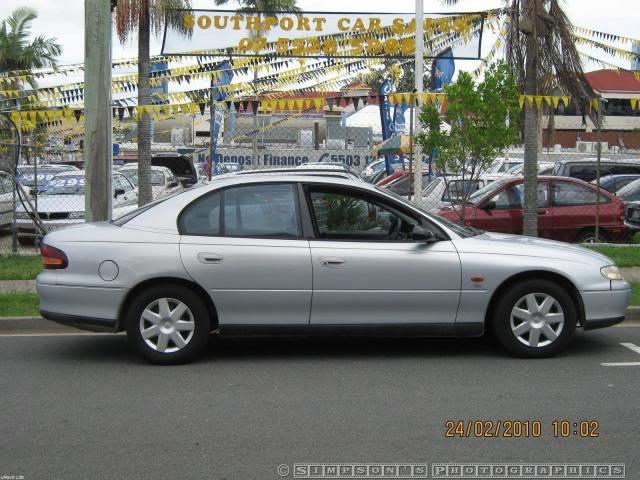 1997 VT Executive sedan 001