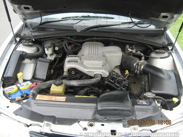 1997 VT Executive sedan 005