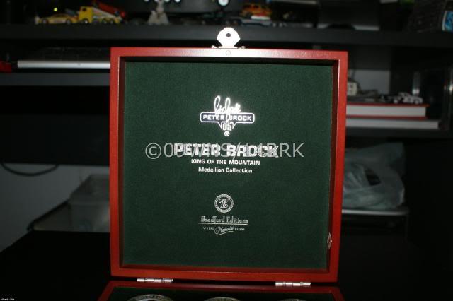 9 Peter Brock Medallions 006