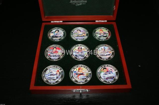9 Peter Brock Medallions 007
