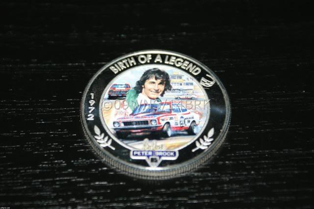 9 Peter Brock Medallions 008