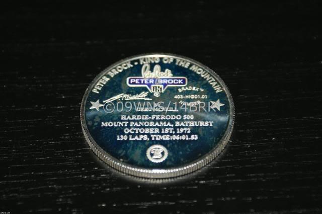 9 Peter Brock Medallions 009