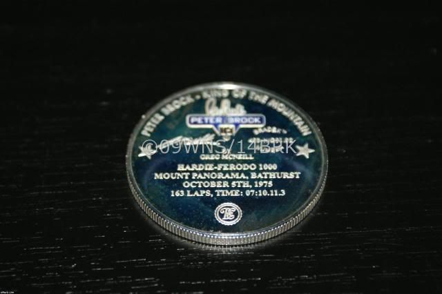 9 Peter Brock Medallions 011