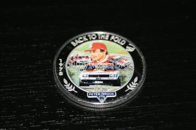 9 Peter Brock Medallions 012
