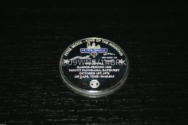 9 Peter Brock Medallions 013