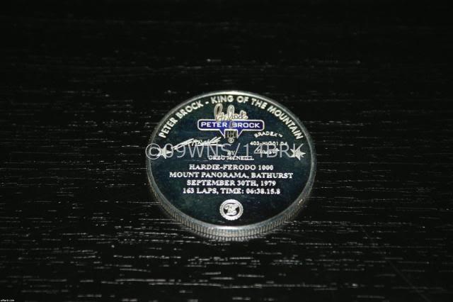 9 Peter Brock Medallions 015