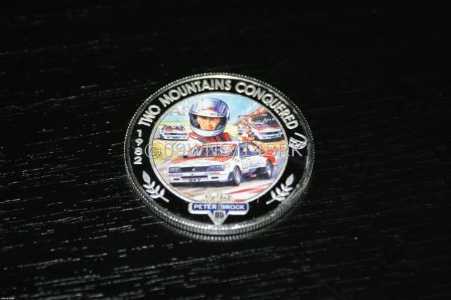 9 Peter Brock Medallions 018