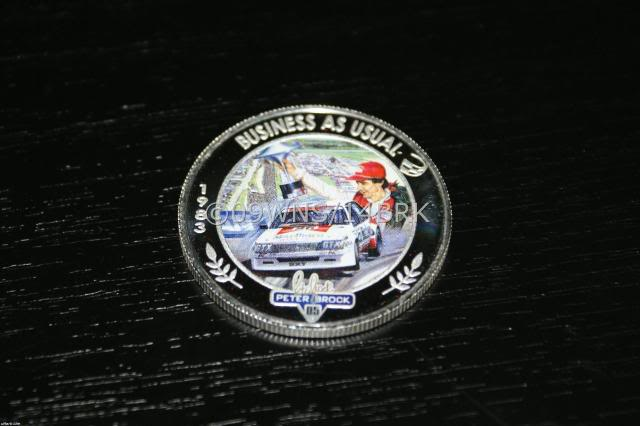 9 Peter Brock Medallions 020
