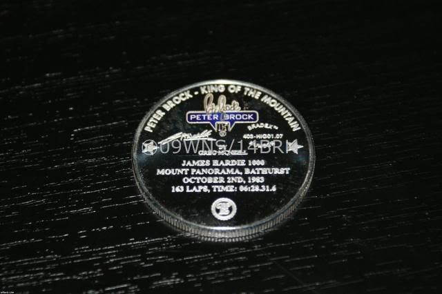 9 Peter Brock Medallions 021
