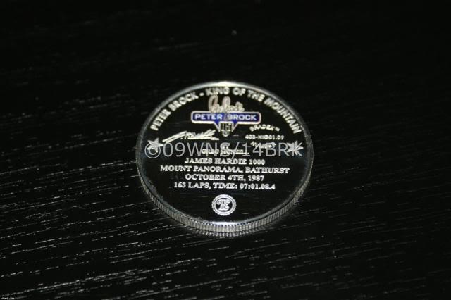 9 Peter Brock Medallions 025