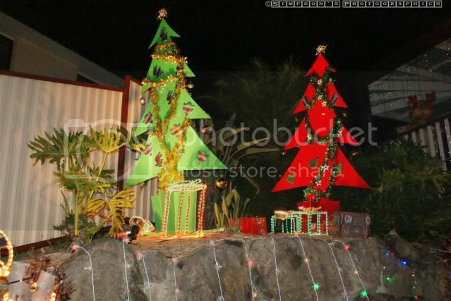 Xmas Lights 2009 by Simpsons Photographics DSC01295