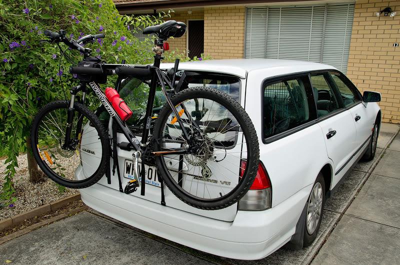 И ещё один быстросъёмный багажник для перевозки велосипедов Bike_carrier02