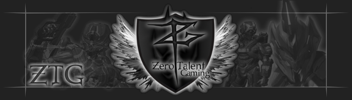 Zero Talent Gaming