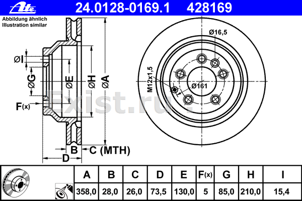 Cadillac ATS Brembo Front Brake Swap Cayenne%20II%20358mm_zpse0ktpla3
