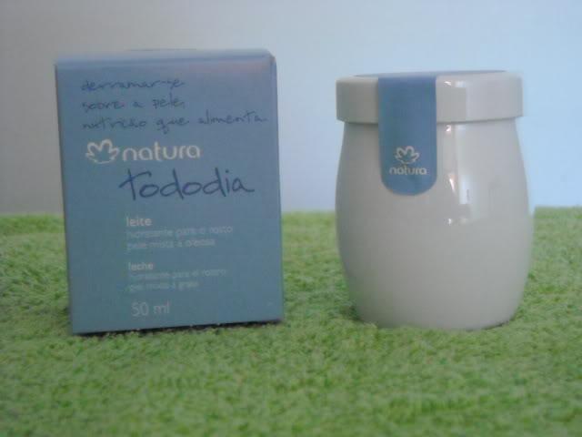 NATURA TodDia-HidratRosto-Leite