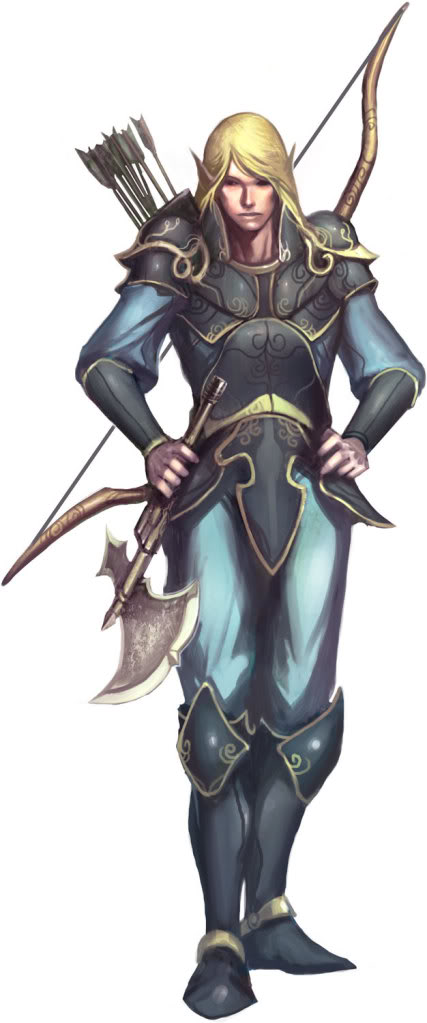 Race] The Elves